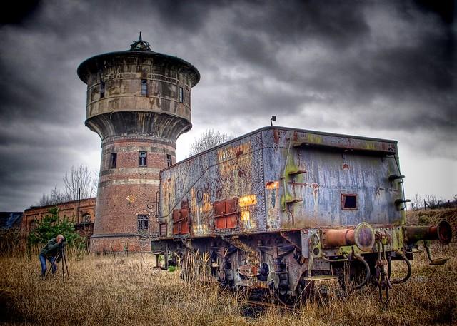 Bahnbetriebswerk Gerstungen