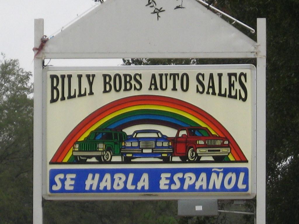 Bob'S Auto Sales >> Billy Bob S Auto Sales Fort White Florida Emily