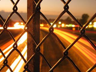 Interstate 35 Long Exposure 2/2