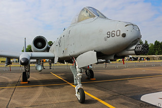 Fairchild A-10 Thunderbolt II | by Aimeric D. Photographies