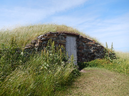 Elliston - root cellar