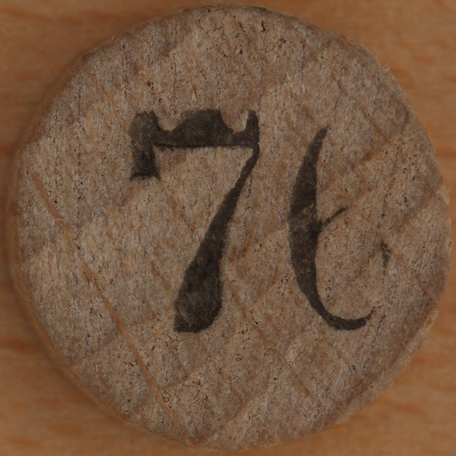 Bingo Number 76