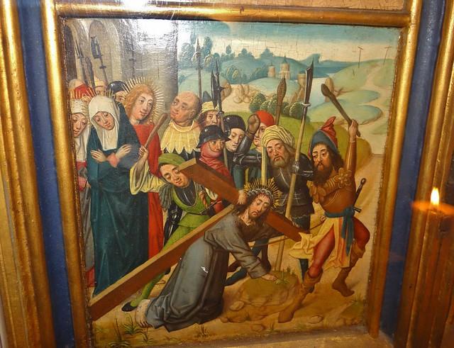 ca. 1490-1500 - 'Passion Altar', Northwestern Germany, Hauptkirche St. Petri, Hamburg, Germany