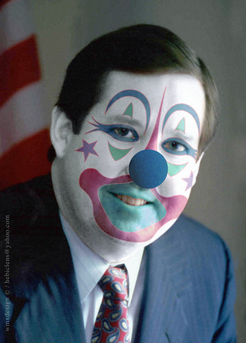 Ken Calvert (Rep. R-CA):: Obstructionist Republican Clown | by Wmxdesign