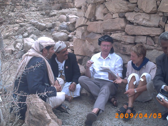 Jemen abduction