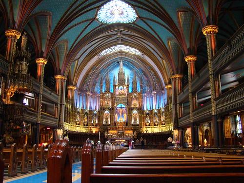 Basilique Notre-Dame de Montreal | by Romanus_too