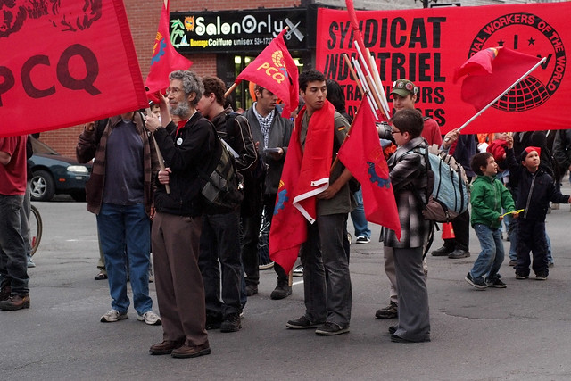 Manifestation anti-capitaliste - Photo 1