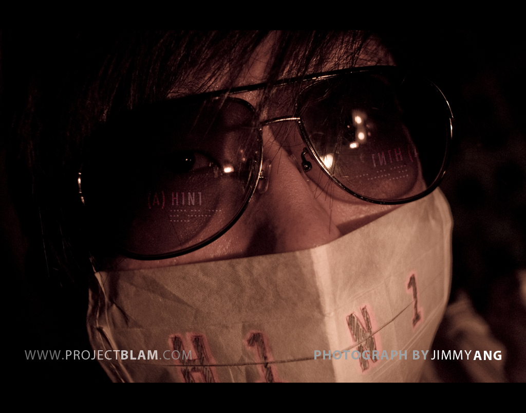 Day Eighty One - (A) H1N1 by jimmy ang