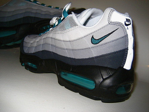 online store df712 d02d4 ... Nike air max 95 (fresh water) 2009   by jtay1739
