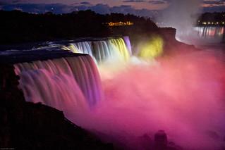 Explore 241 Niagara Falls Winter Festival Of Lights Flickr