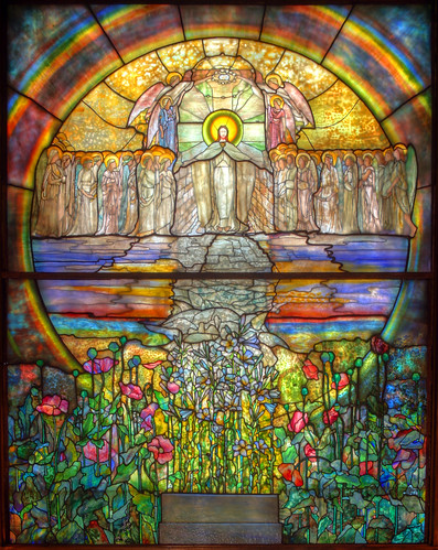 chapel stainedglass wade tiffany lakeviewcemetery favrile platinumphoto thesuperbmasterpiece inspiredbyhim