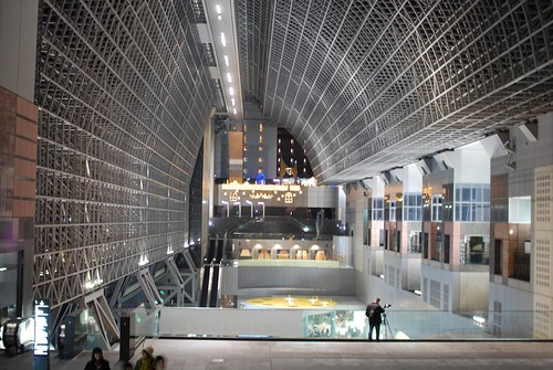 Kyoto Station 京都駅 11 | by scarletgreen