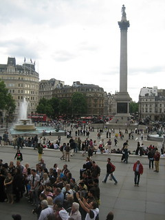 trafalgar square | by doris night