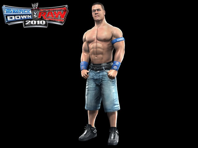 cf326e07db WWE Smackdown vs Raw 2010 - John Cena | First confirmed Supe… | Flickr