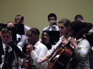MSBOA Honors Orchestra at Michigan Youth Arts Festival (Kalamazoo, Michigan, May 15, 2010)   by cseeman