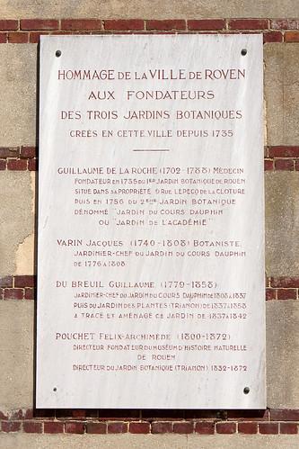 Placque commémorative | by zigazou76