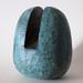 """Sob Suposta Influência da Lua""./""Under Supposed Influence of the Moon"". Bronze, 1997."
