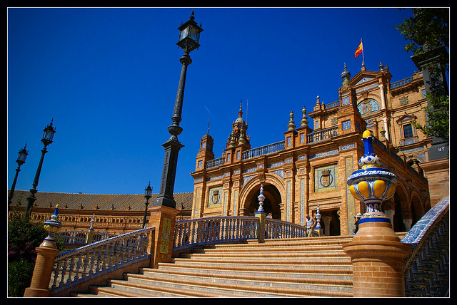 Plaza de España (Seville) - 2