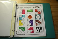 math notebooking fractions | by jimmiehomeschoolmom