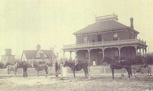 Estudillo Mansion 1890 Built In San Jacinto California