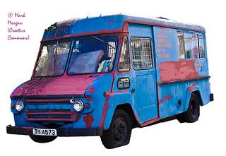 0306 Dodge Food Van