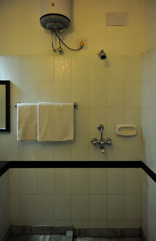 Bathroom Room 14 Hotel Park View Chandigarh Rs1250 Us 2 Flickr