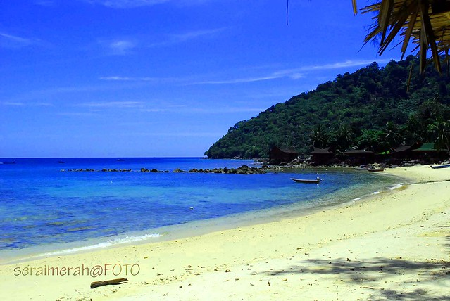 Kampung Salang Beach
