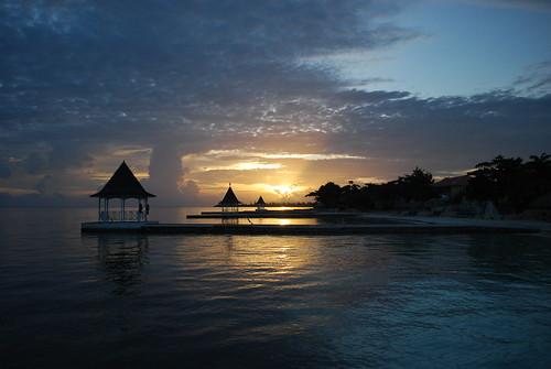 vacation landscape sandals resort jamaica montegobay
