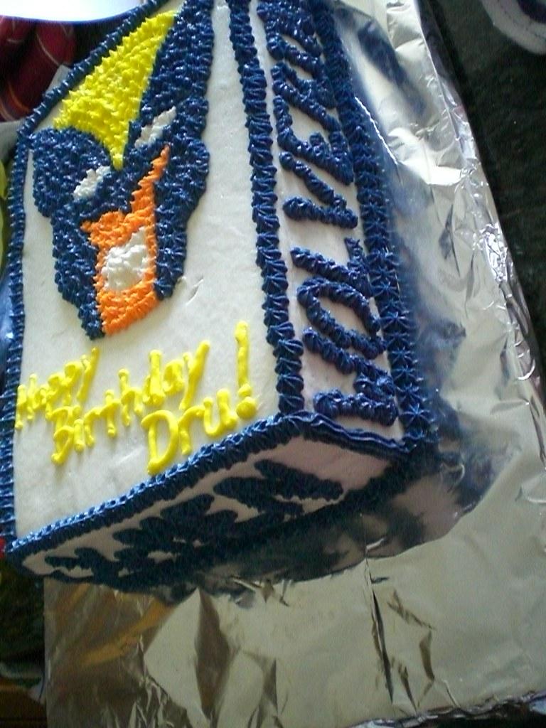 Wolverine X-Men Birthday Cake | Chocolate fudge cake with va… | Flickr