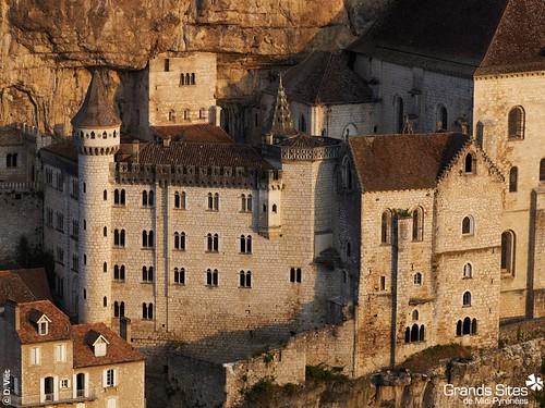 Rocamadour | by Compte officiel du Comité Régional du Tourisme
