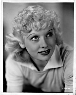 Platinum Blond Lucy