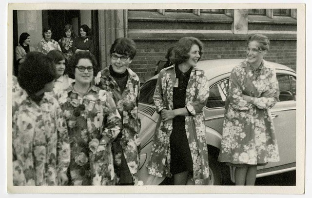 Librarians in Smocks