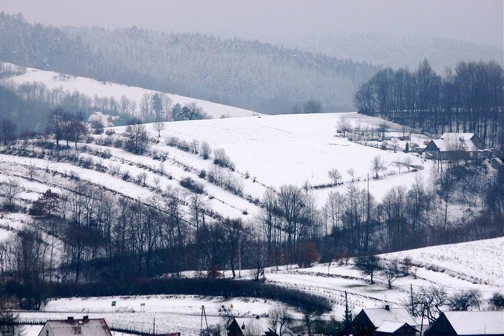 Zima kontratakuje / Winter strikes back