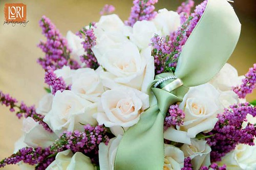 Wedding Flowers | by Lori Photography