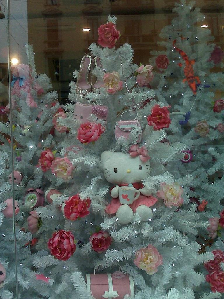 Hello Kitty Christmas Tree.Hello Kitty Christmas Tree It Outsider Flickr