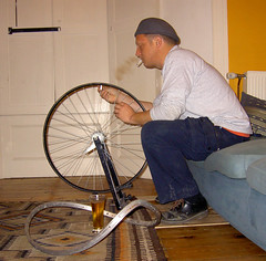 Fixing the Dutch bike 4