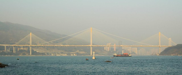 Hong Kong - Ting Kau Bridge
