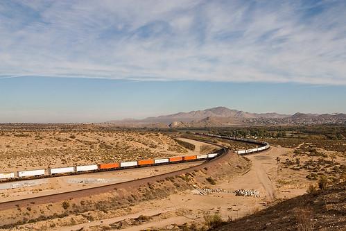 california canon outdoors canondslr bnsf railroads alltrains movingtrains deserttrains canon1740f4lusmgroup alltypesoftransport aphotographersnature kenszok