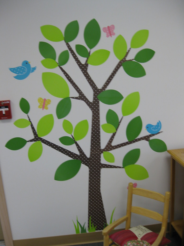 TREE WALL STICKERS A CUSTOMER USED OUR WALL STICKERS TO DE FLICKR