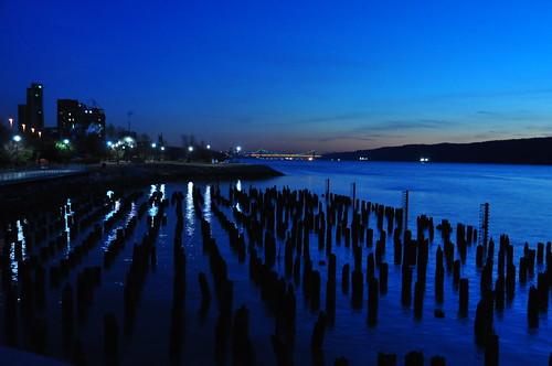 Yonkers Waterfront Pier View 02.2009 | by Nino.Modugno