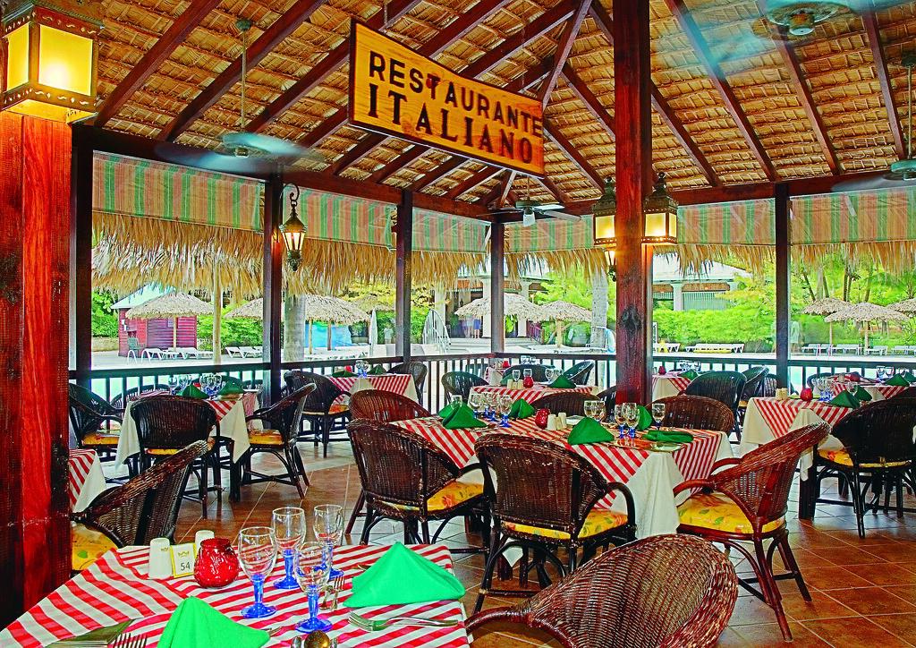 ClubHotel Riu Merengue Puerto Plata Terrance  