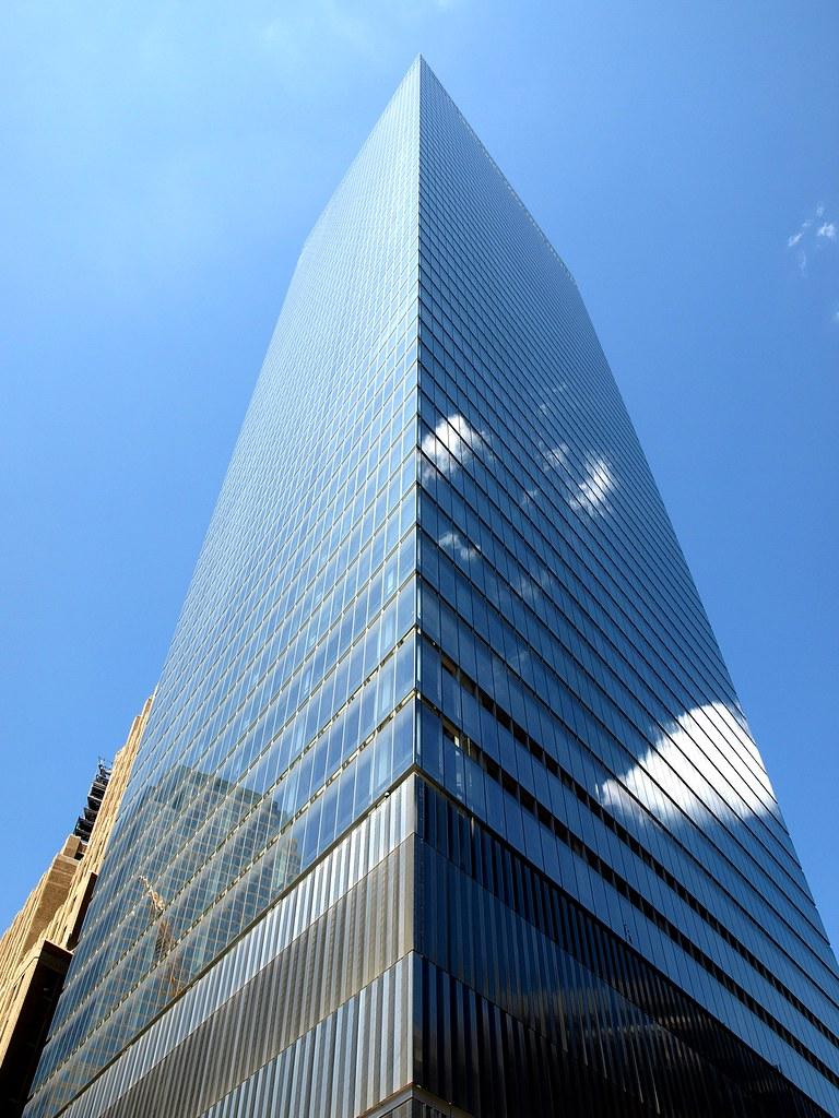 7 World Trade Center, New York City | The new 7 WTC, 250 Gre
