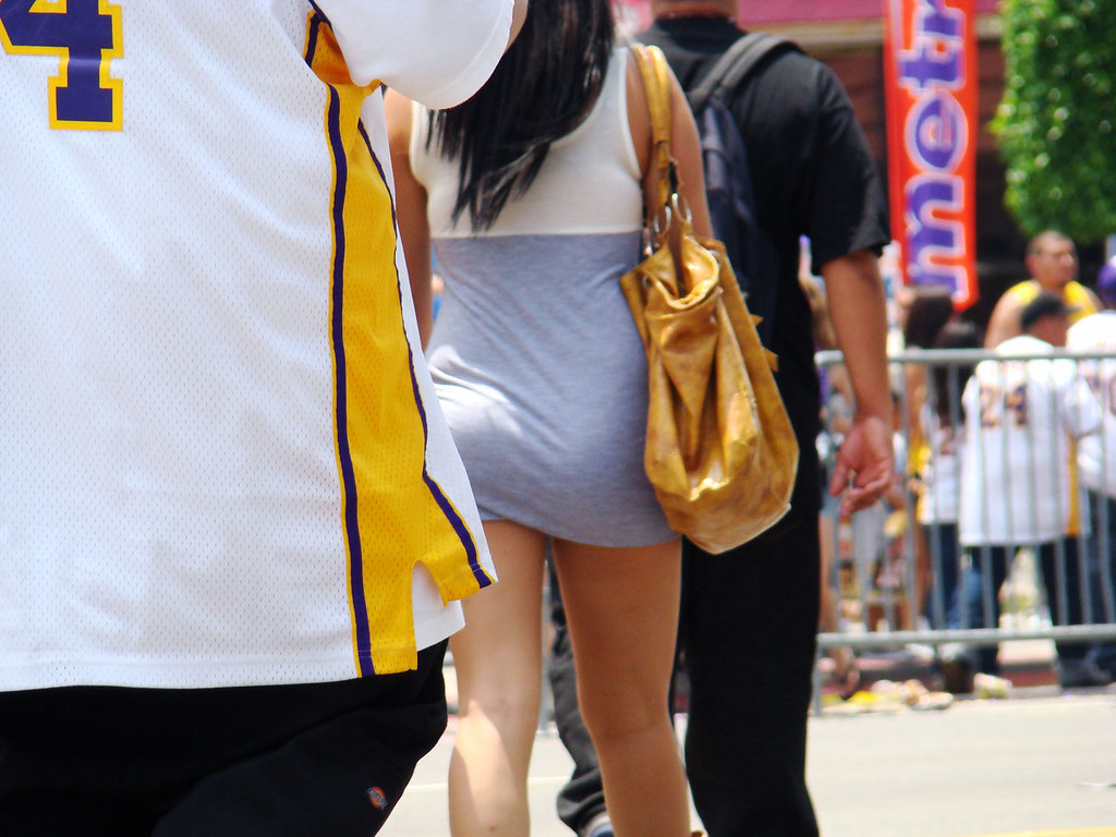 Ass Parade Images lakers: 2009 championship ass parade - a photo on flickriver