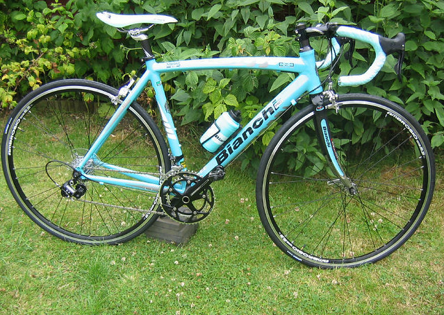 Bianchi Road Bike   Alan Hodgson   Flickr