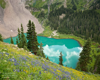 Lower Blue Lake | by Stephen Trainor