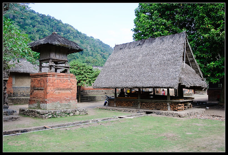 Aga Village Tenganan Bali Jos Dielis Flickr