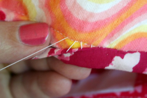 Tutorial: Ladder Stitch 6 | by turning*turning