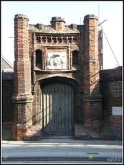 Wolsey Gate, Ipswich UK