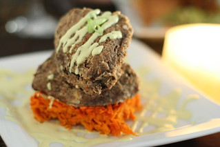Raw Food Sweet Potato Gratin | by Geoff Peters 604