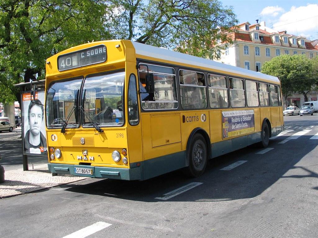 Bus Lissabon